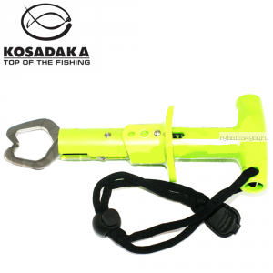 Захват челюстной (липгрип) Kosadaka X37, пластик FT-X37