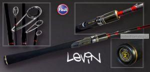 "Спиннинг Crazy Fish LEVIN CFL-6'9""-L-T (3-15g 210cm 6'9"")"