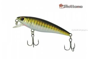 Воблер Mottomo Bang Minnow 65SP 6,3g Golden Misty