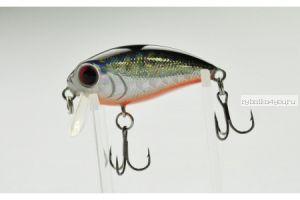 Воблер Mottomo Stalker 36F 3,5g Silver Fish