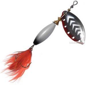 Блесна Extreme Fishing Complete Obsession 10 гр / цвет:  18-Pearl/Wh/Black