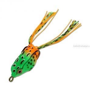 Незацепляйка Kosadaka мягк. оснащ. плав. Лягушка имитация лапок LF22 35мм / 6гр / цвет: С52