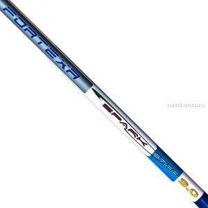 Удилище маховое без колец Kaida Fortexa Spark Stiff  8,85 м / арт: 913-900