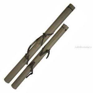 Тубус для спиннингов (жесткий) Fisherman/ Артикул: Ф290  / длина 130 см /⌀  11 см